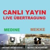 LIVE Mekke Medine