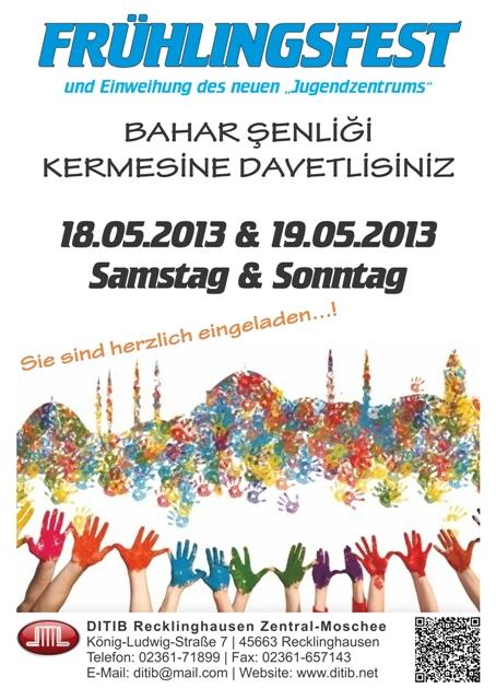 DITIB-Fruhlingsfest
